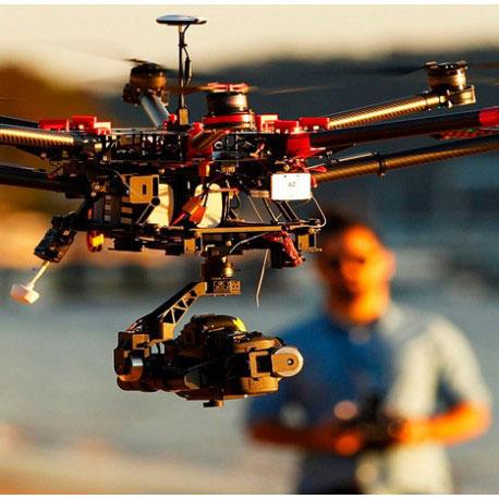 curso de piloto drones para hacer
