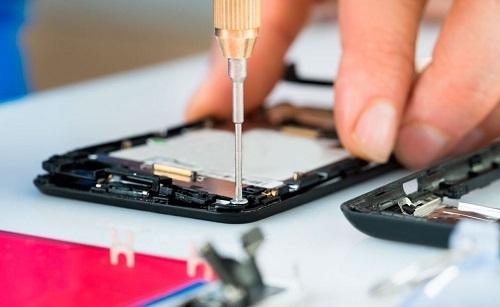 Curso de reparación de móviles