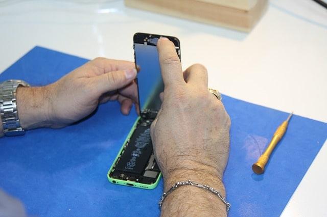 Curso de reparación y mantenimiento de dispositivos móviles