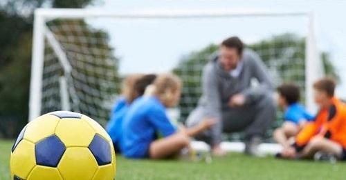 Curso de entrenador de fútbol