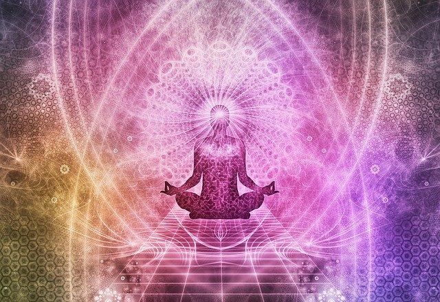 La meditación como parte del curso de Reiki