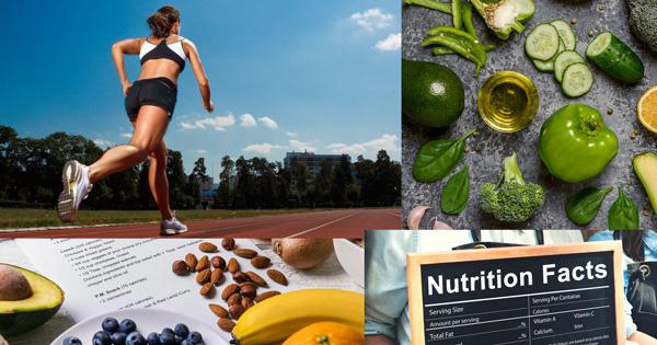 nutrición para hacer deportes