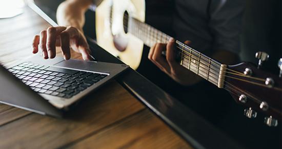cursos para aprender musica